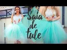 DIY:SAIA DE TULE SEM COSTURA FADA DO DENTE, Festa à Fantasia BlogCWB, Amanda Cazura, My Crafts and
