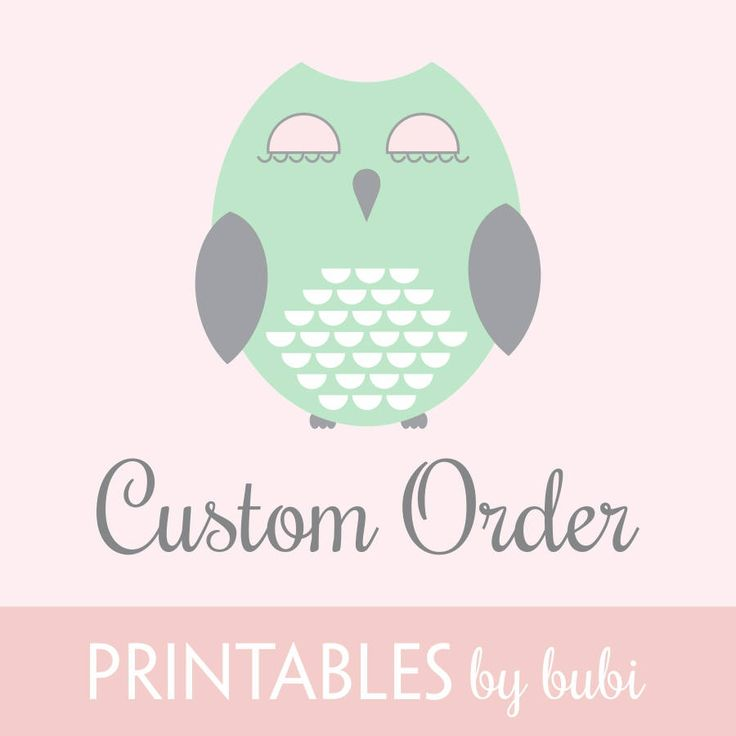 Custom Planner Pages - Choose - A5, Letter A4 Personal Printable PDF by cardsbybubi on Etsy