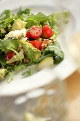 Diät-Menü - Hähnchen-Rezept  - Tonus-Diät - Dukan - Diät - Abnehmen - Mittagessen - 1 Scheibe Räucherlachs - 1 gemischter Salat mit Thunfisch, 1 hart gekochten Ei, Möhren, Surimi, Tomaten, Blumenkohl und Feldsalat - 1 Schale Magerquark Abendessen...