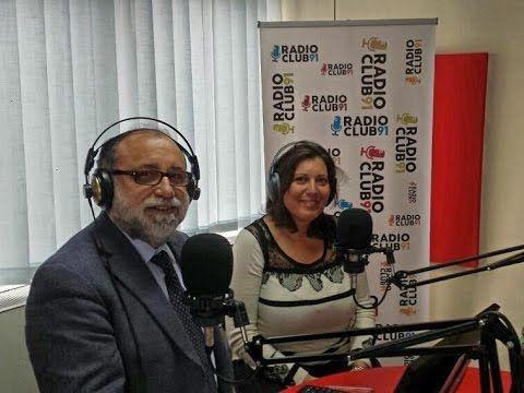 Valeria Ciarambino(M5S) intervistata da Radio Kiss Kiss