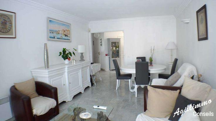 Appartement 3 pièces dans résidence fermée et sécurisée - FREJUS Var