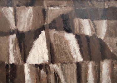 "Saatchi Art Artist Viktor Chumachenko; Painting, ""Thatch Roof"" #art"