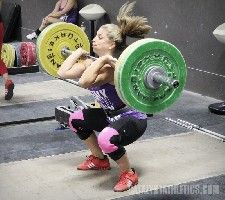 Jumping Forward in the Snatch or Clean: Error Correction by Greg Everett - Olympic Weightlifting - Catalyst Athletics - Olympic Weightlifting