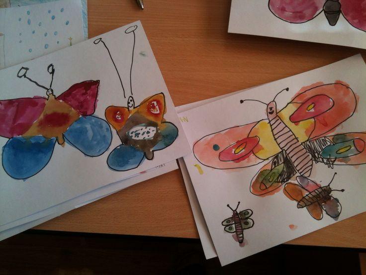 Motylci - tuz + vodovky