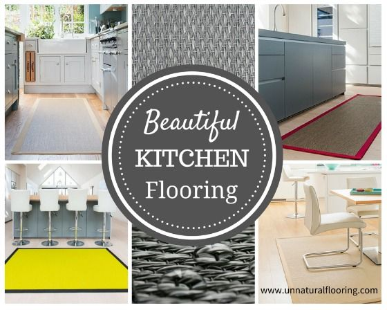 Beautiful and practical kitchen flooring #KitchenDesignIdeas #KitchenFlooring #Kitchens