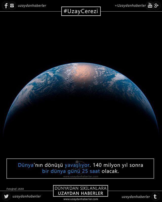 #uzaycerezi #earth #rotation #day #spacefacts #space #science #dünya #gün #uzay #bilim #uzaydanhaberler