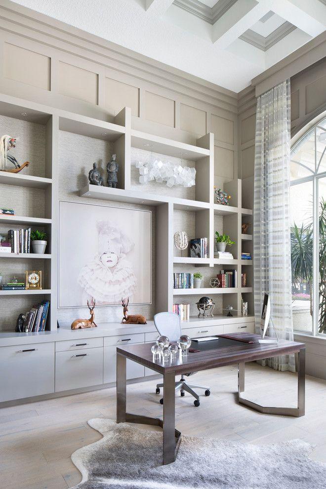 5 Modern Home Office Ideas | Modern home offices, Home ...