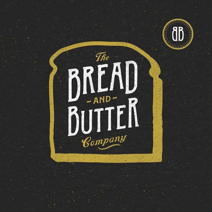 Logo / The Bread and Butter Company