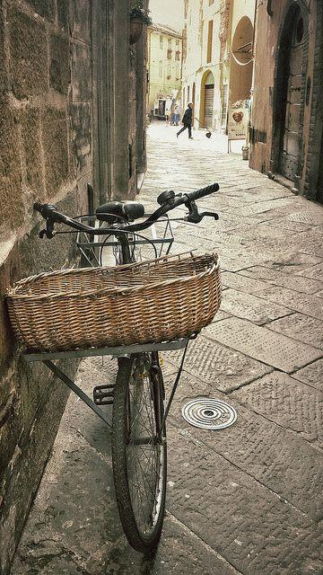 Randy Durrum:         In Lucca, Italy