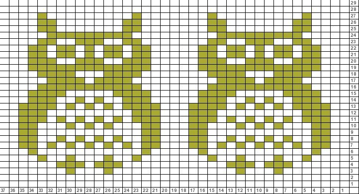Tricksy Knitter Charts: Owls (76550)