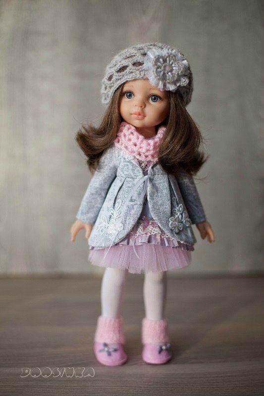 """🎀""""Бусинка""""🎀 Одёжка для кукол Paola Reina   VK"""