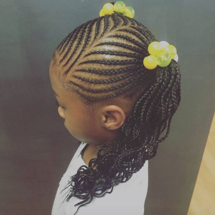 Nice braid work by @kiakhameleon  Read the article here - http://blackhairinformation.com/hairstyle-gallery/nice-braid-work-kiakhameleon/