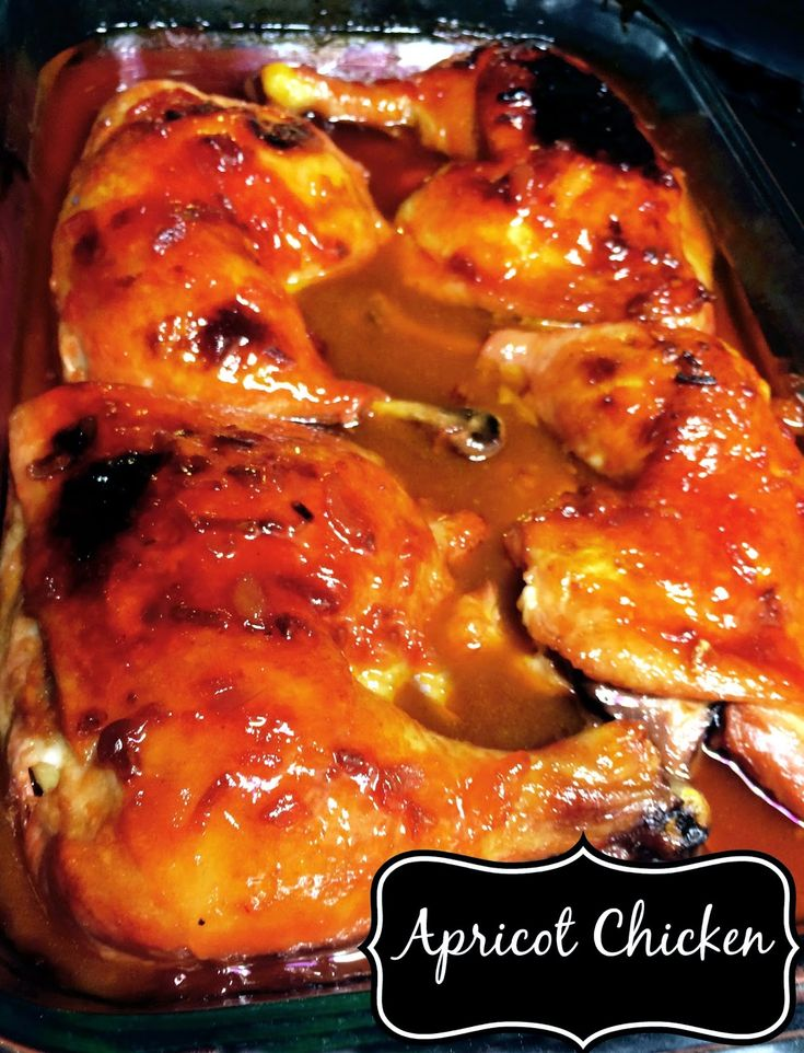 Best 25+ Apricot chicken ideas on Pinterest   Recipe for ...