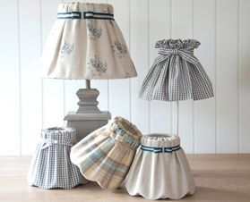 Scarlett Plum - Lamp Shades - Beautiful lampshades handmade in England