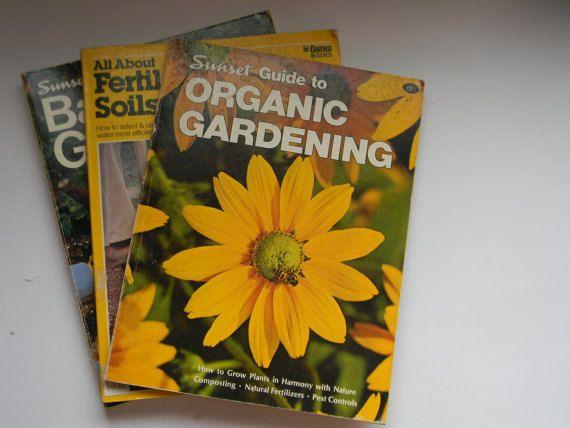 131 best vintage gardening books vintage landscaping design books images on pinterest for Better homes and gardens test garden