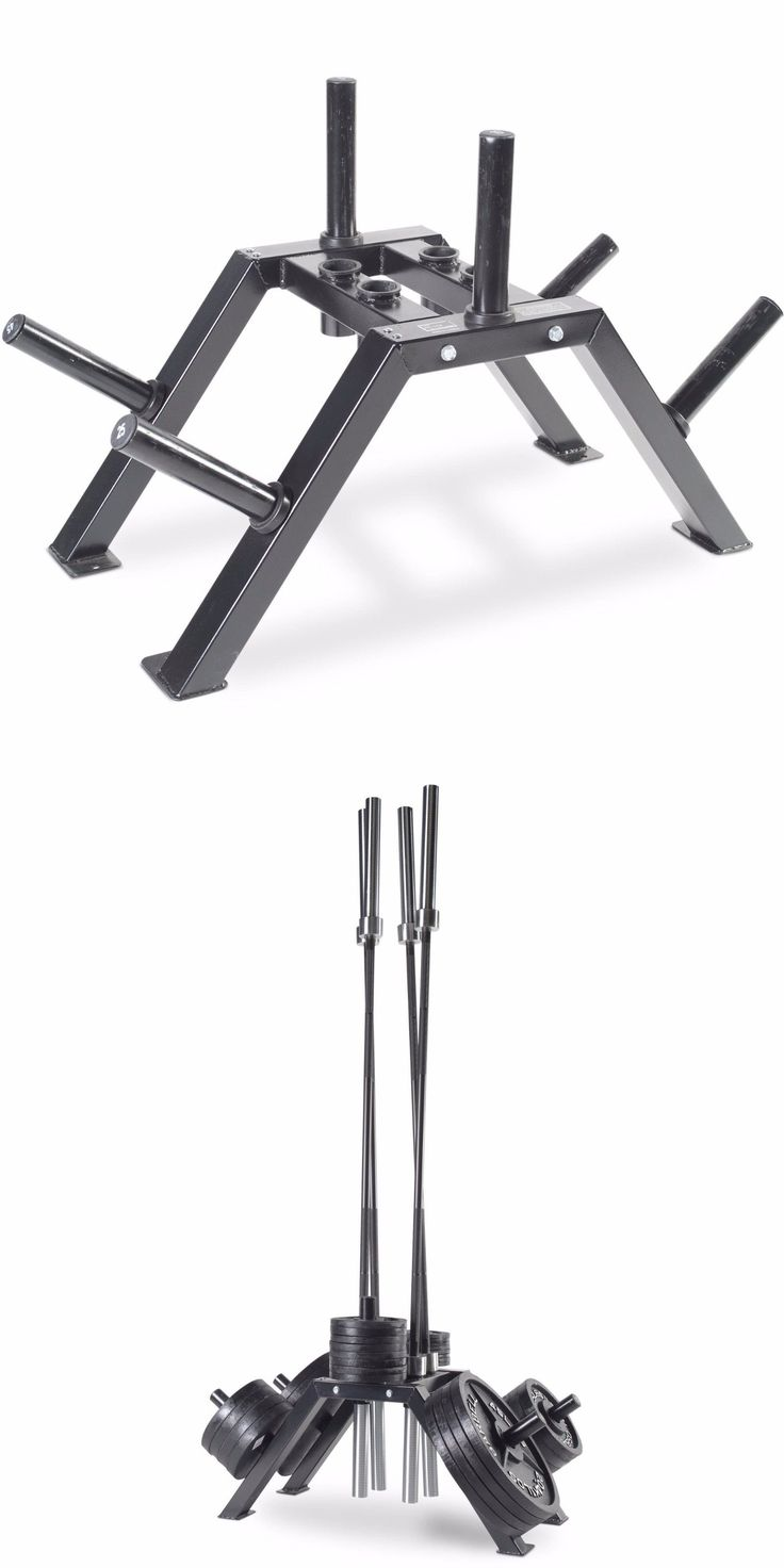 Weight Storage 179819: Storage Rack Barbell Weight Plate Olympic Gym Home Holder Organizer Tree Stand -> BUY IT NOW ONLY: $179.95 on eBay!
