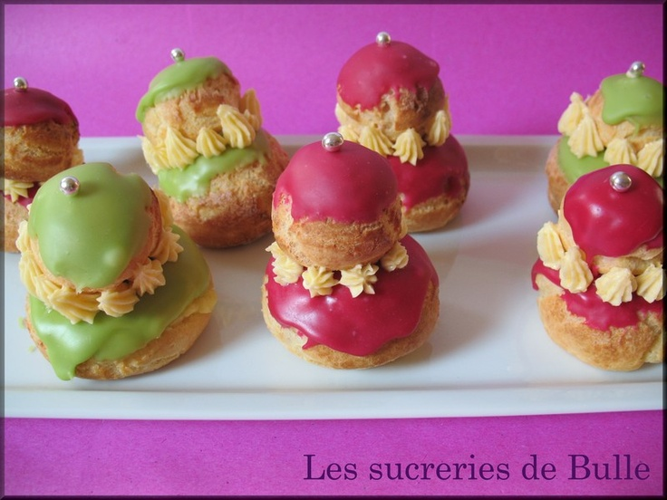 petites gourmandises choux meringues etc..