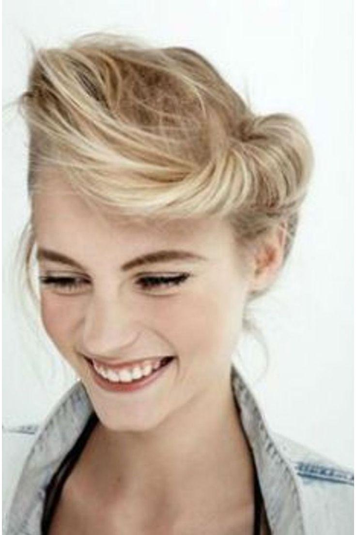 Coiffure Rock Coiffure Rock Rockabilly Coiffure Cheveux Attaches Coiffures Vintage Facile Coiffures Vintage