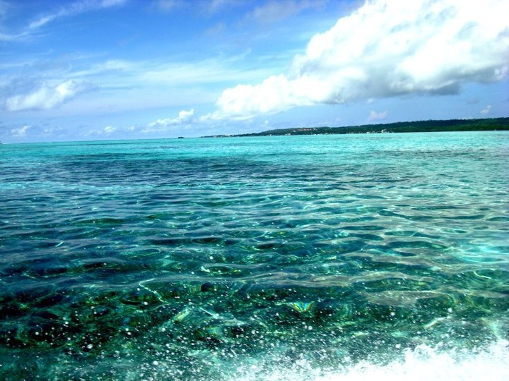 san andres water