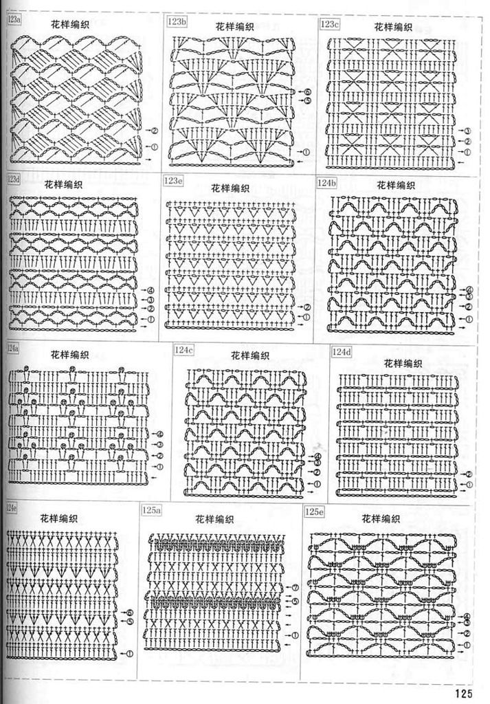 1876 best Crochet stitches images on Pinterest | Crochet patterns ...
