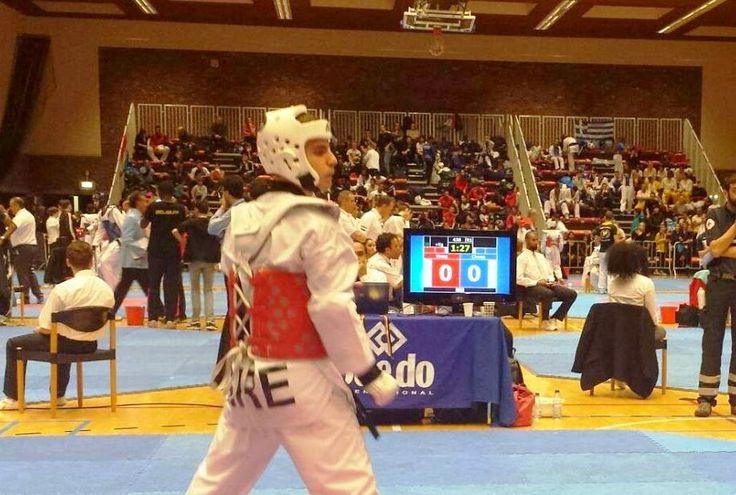 taekwondo greece group: Ελληνική διάκριση στο International Tournament του...