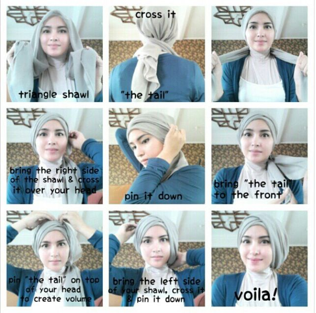 Turban tutorial #1