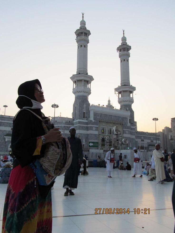 Masjidil Haram Makkah Hajj 1435 Hijriyah