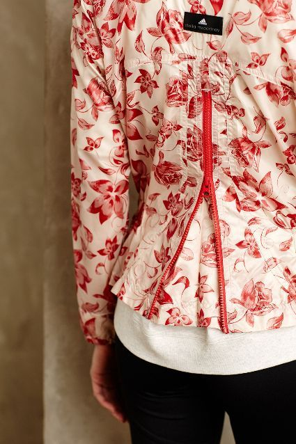 Adidas by Stella McCartney Floral Jacket - #anthrofave