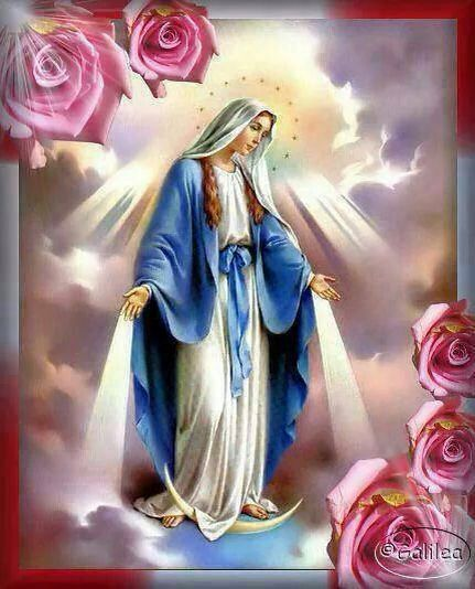 Mother Mary ❤️