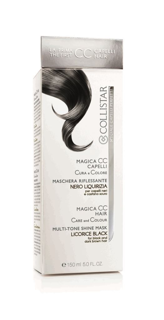 Magica CC Capelli Nero Liquirizia #Collistar #MagicaCC #capelli #colore #nuance #tinta #color #nero #black #liquirizia #licorice