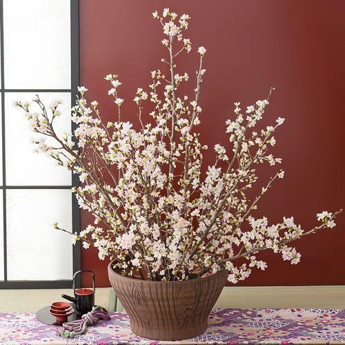 花束「桜美の唄~啓翁桜~」