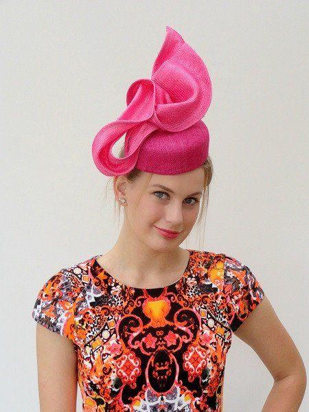 fine straw swirl hat – Sassy Millinery Onlinestore
