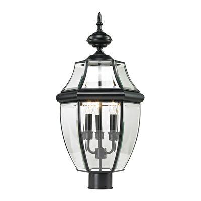 Thomas Lighting 8603EP Ashford 3-Light Outdoor Post Mount Light