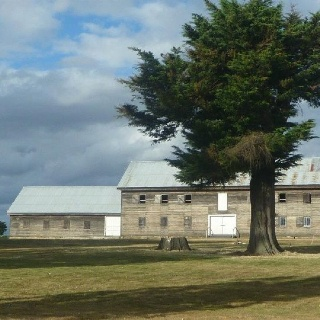 Woolmers Barn,Tasmania.....we spent some time here on our honeymoon...