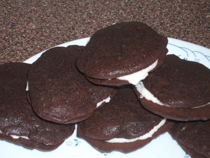 Home made whoopee pies 2