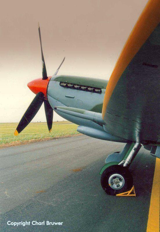 Spitfire splendour