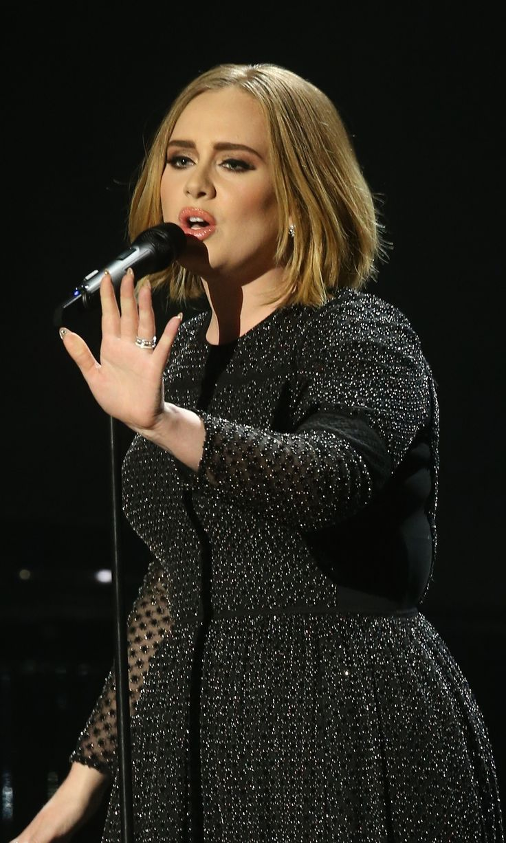 Adele Brit Award