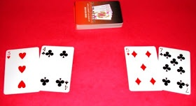 Learning Ideas - Grades K-8: Fun Addition Card Game