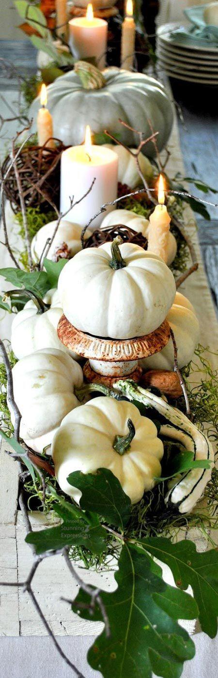 Tischdeko 50 geburtstag winter  Die besten 25+ Thanksgiving tischdeko Ideen auf Pinterest | Herbst ...