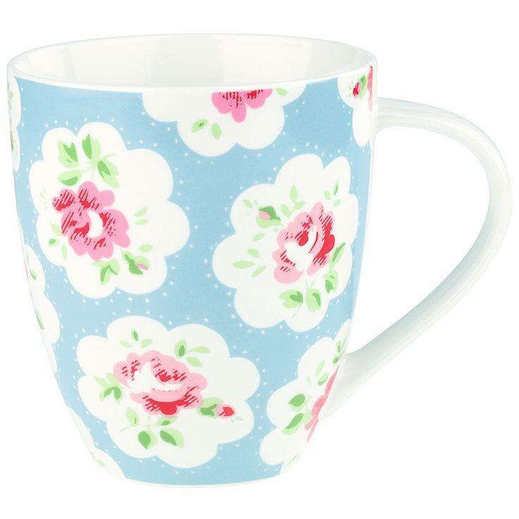 Kitchen | Provence Rose Crush Mug | CathKidston