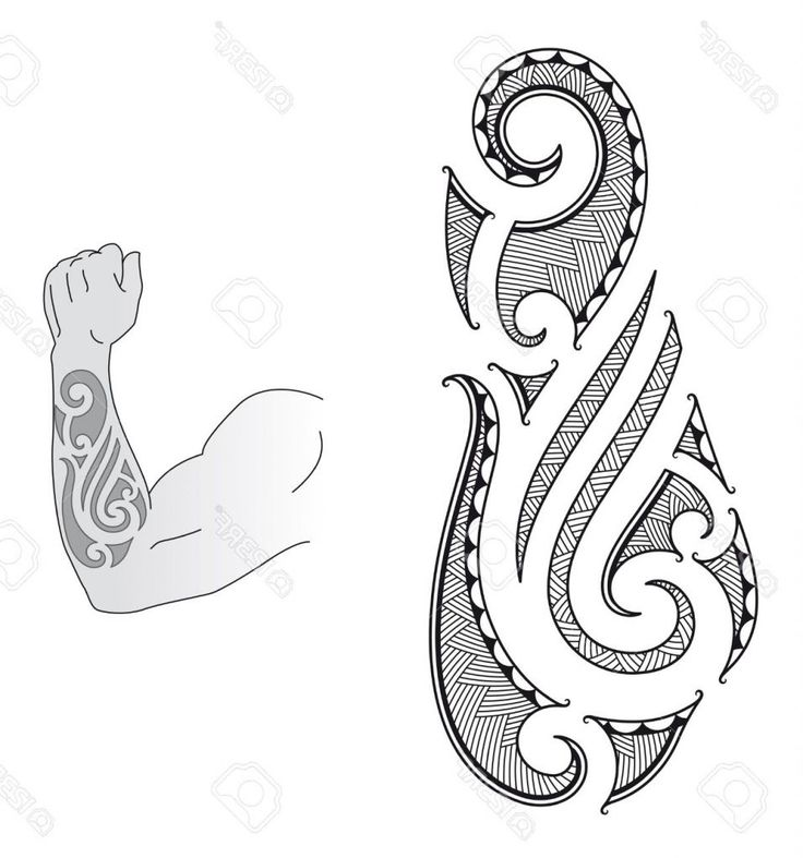 The 25+ best Polynesian forearm tattoo ideas on Pinterest ...