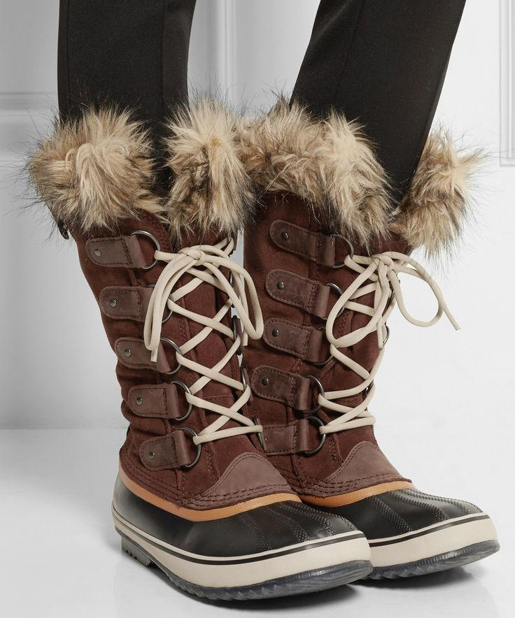 12 Chic Winter Boots to Buy Now and Wear Later  from InStyle.com