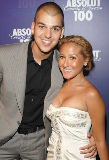 Adrienne Bailon told Us Weekly exclusively at the Kids Rock! Shop Day on Thursday, Feb. 4, that she's 'happy' for her ex Rob Kardashian and his new relationship with Blac Chyna — see what else 'The Real' cohost said