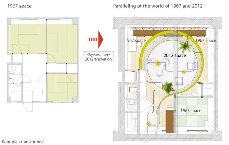 Times Transplantation Building / Nano Architects