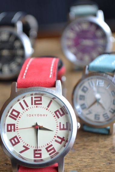 We are now stocking Tokyo Bay watches!
