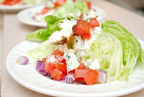 What's Cookin, Chicago?: Classic Lettuce Wedge Salad