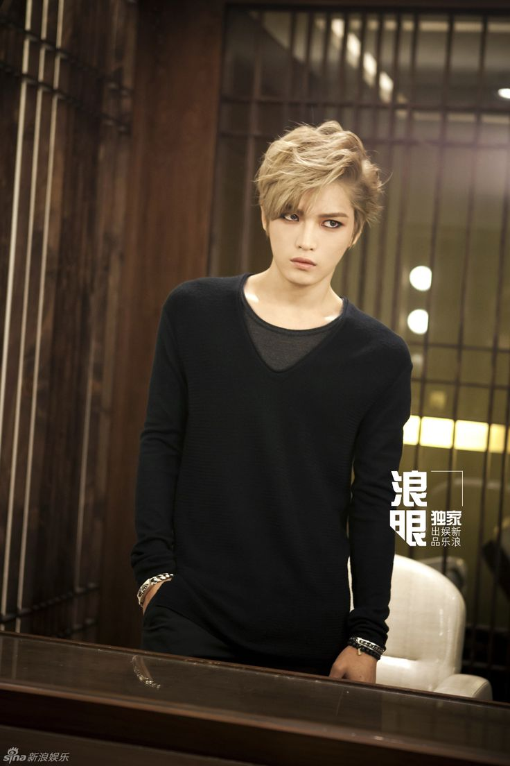 Jaejoong ♡ #JYJ - Interview for SINA~~~Beautiful is not the word.