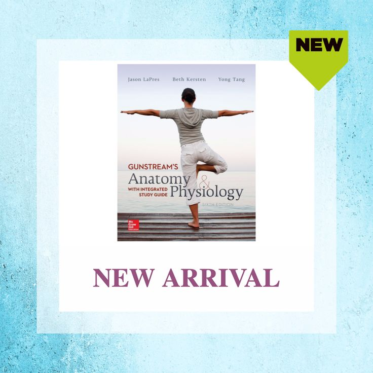 Anatomy and Physiology with Integrated Study Guide 6th Edition ...