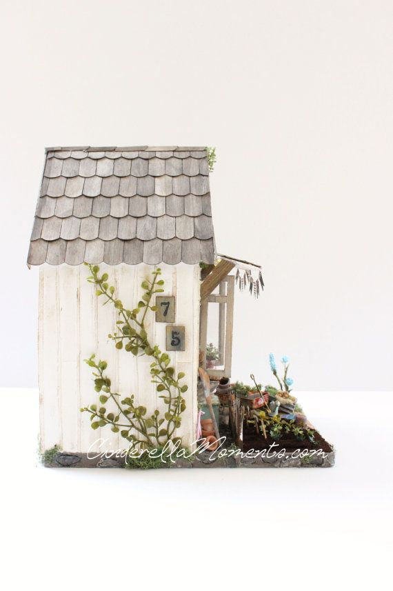 Petite Maison de Jardin Custom Furnished by cinderellamoments