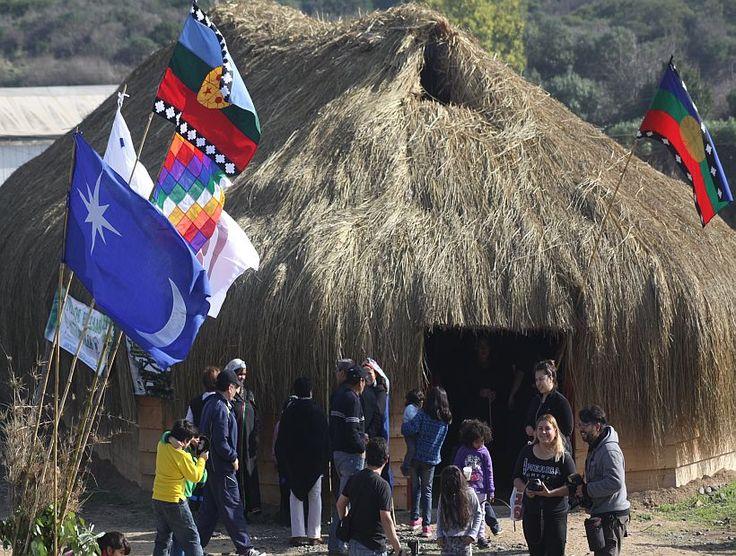 Ruca Mapuche